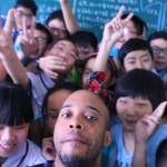 Masoud House, ESL teacher in China